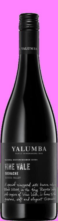 Vine Vale GrenacheWine Bottle