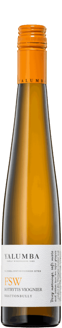 FSW8B Botrytis ViognierWine Bottle
