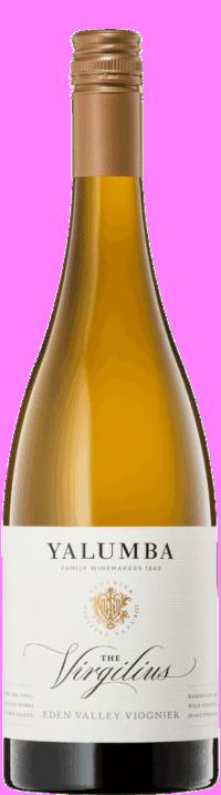 Barossa ShirazWine Bottle