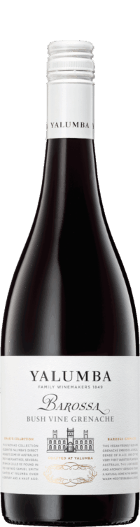 Barossa Bush Vine GrenacheWine Bottle