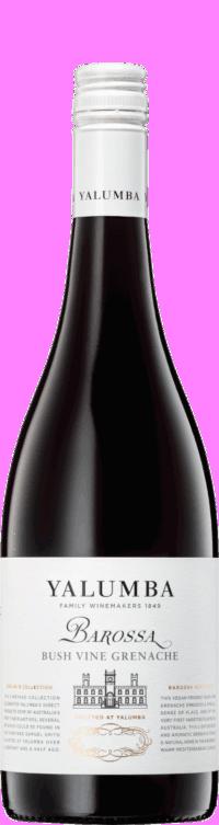 Barossa Grenache Shiraz MataroWine Bottle