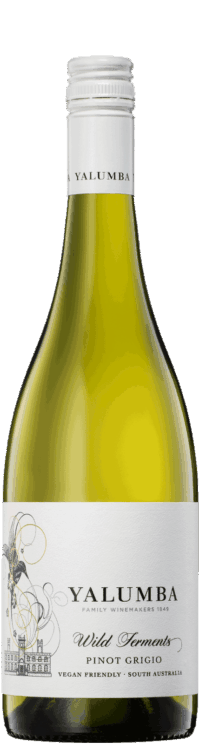 Wild Ferments Pinot GrigioWine Bottle