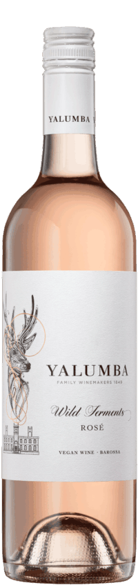 Wild Ferments RoséWine Bottle