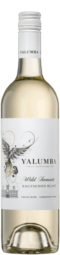 Wild Ferments Sauvignon BlancWine Bottle