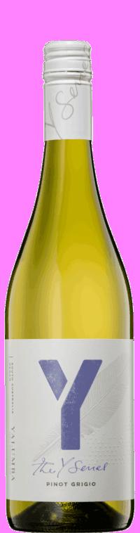 Y Series Pinot GrigioWine Bottle