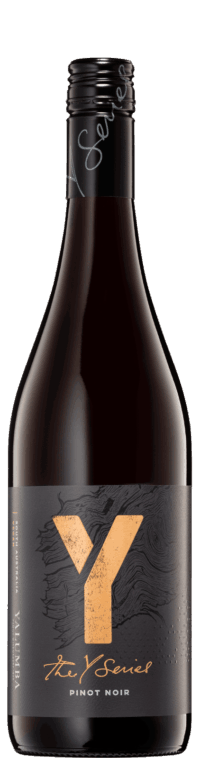 Y Series Pinot NoirWine Bottle