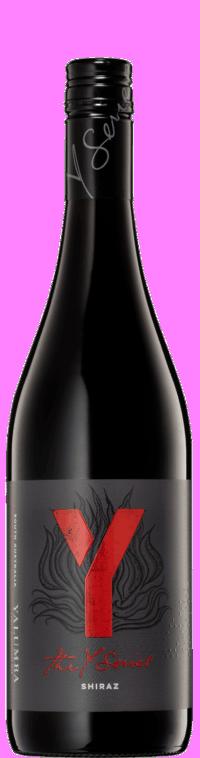 Y Series ShirazWine Bottle