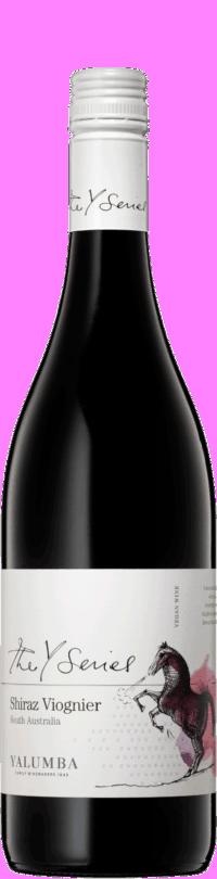 Y Series Shiraz ViognierWine Bottle